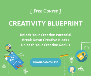 creativity blueprint